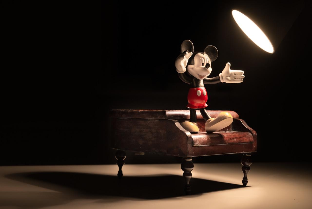 Disneyland Paris Micky Mouse