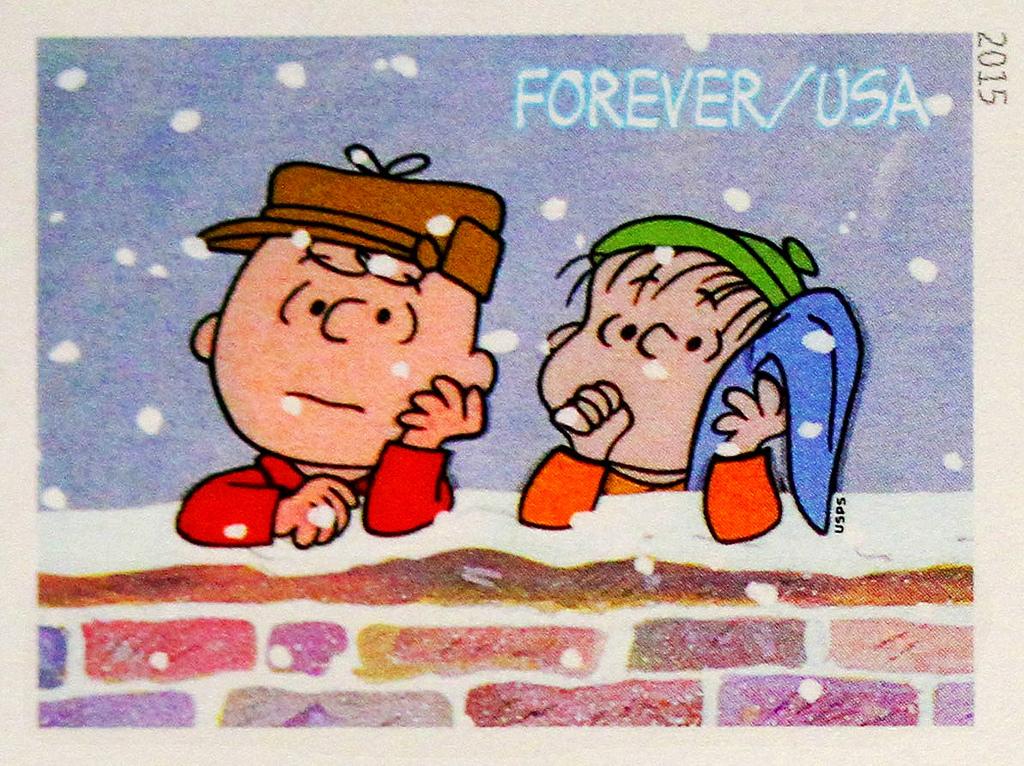 Charlie Brown and Linus